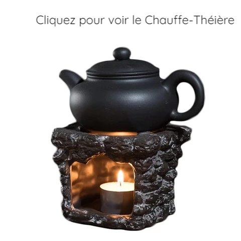 Chauffe Théière Bougie